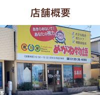 福岡県春日市で視力回復・メガネ販売・補聴器を取り扱う「めがね物語」の店舗概要